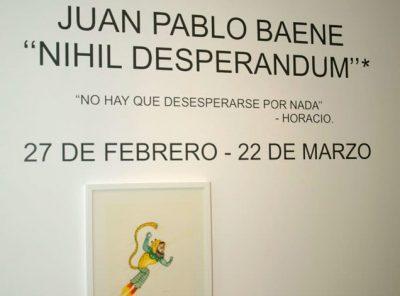 Nihil Desperandum