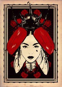 queen bug i
