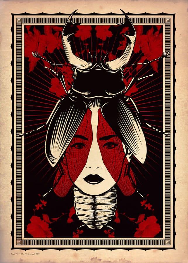 queen bug ii