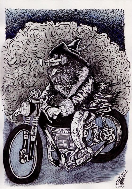 el wizard en moto don rogelio