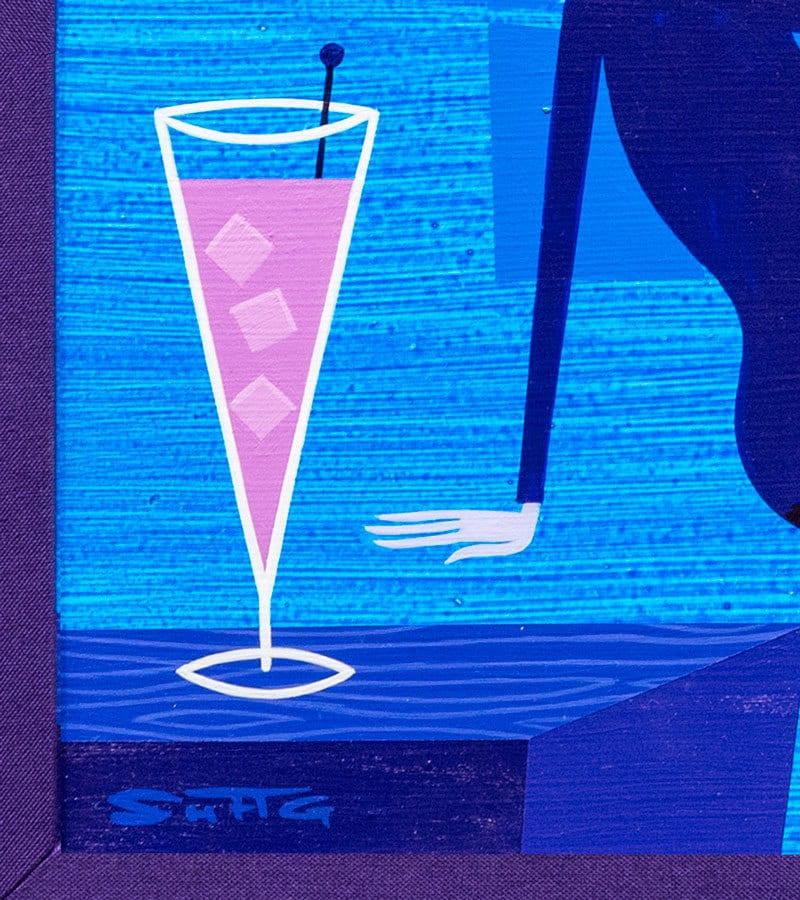 shag pink lady detalle