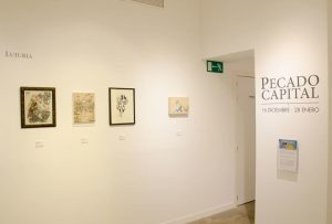 pecado capital la fiambrera art gallery