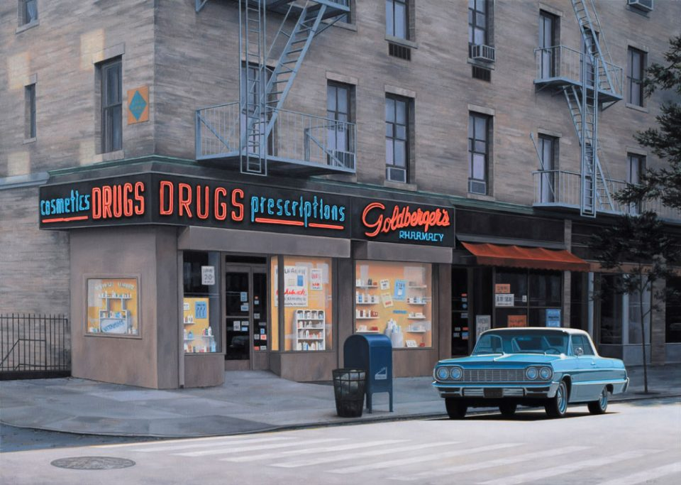 danny heller goldbergers pharmacy