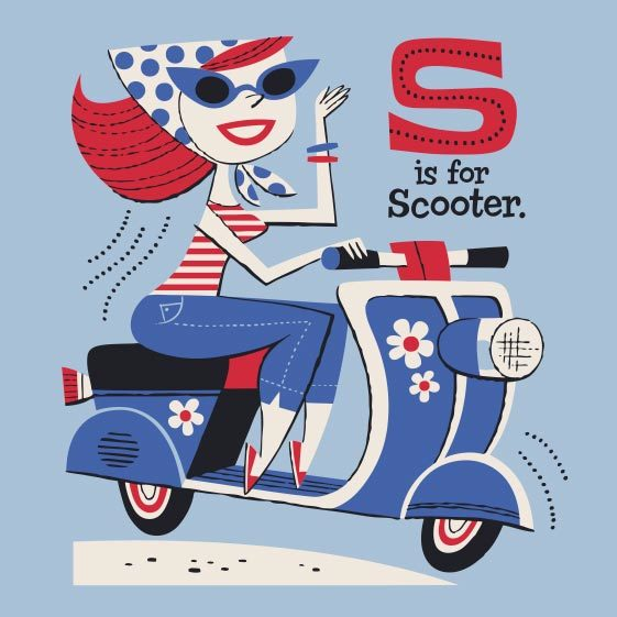 s scooter