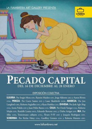 poster pecado capital