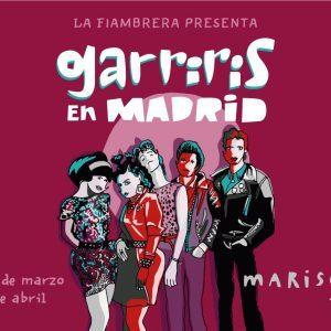 Garriris en Madrid