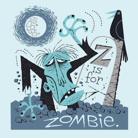 derek yaniger z zombie
