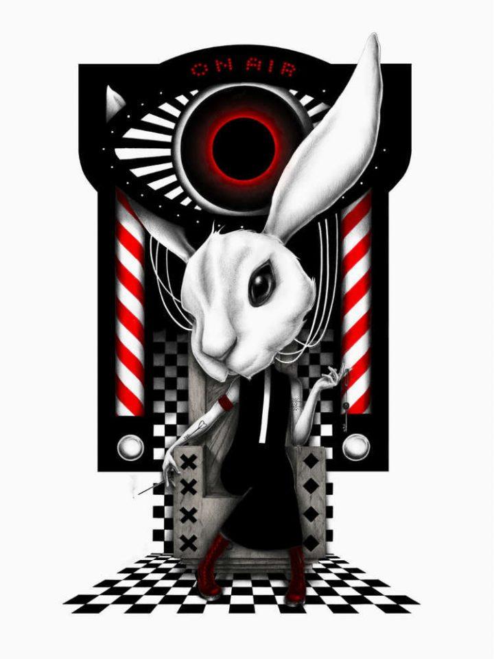 follow the white rabbit joaquin rodriguez