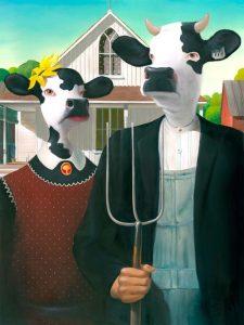 gersten cow gothic