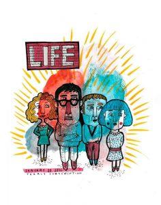 imposters of lifes magazine