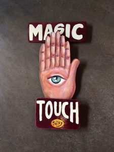 magic touch silky
