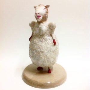 oveja a la moda