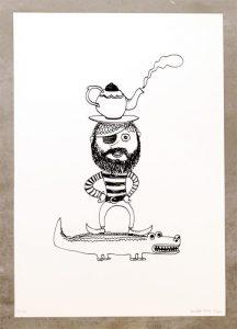 pirata juan pablo baene