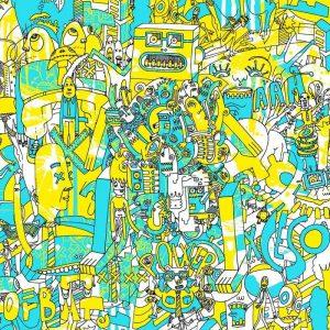 robot yb