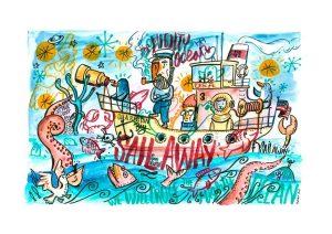 song sail away curro suarez