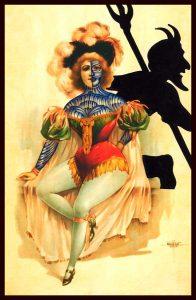 cabaret devil ramon maiden