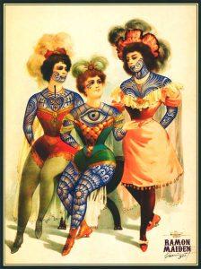 cabaret devils ramon maiden