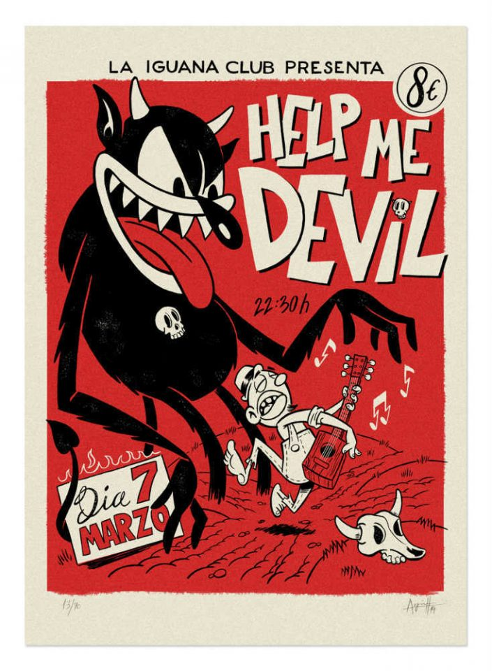 help me devil roberto arguelles