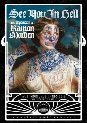 Poster-Ramon-Maiden-See-You-in-Hell