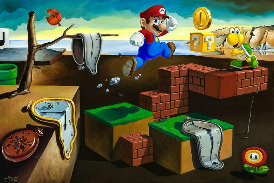 the persistence of mario geoffrey gersten