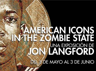 American icons in the zombie state