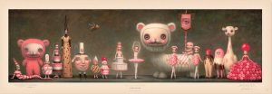 mark-ryden-princess-praline-and-her-entourage