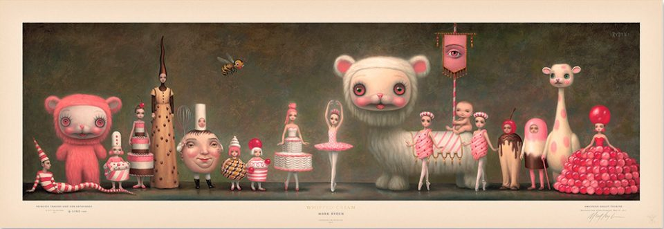 princess-praline-and-her-entourage-mark-ryden