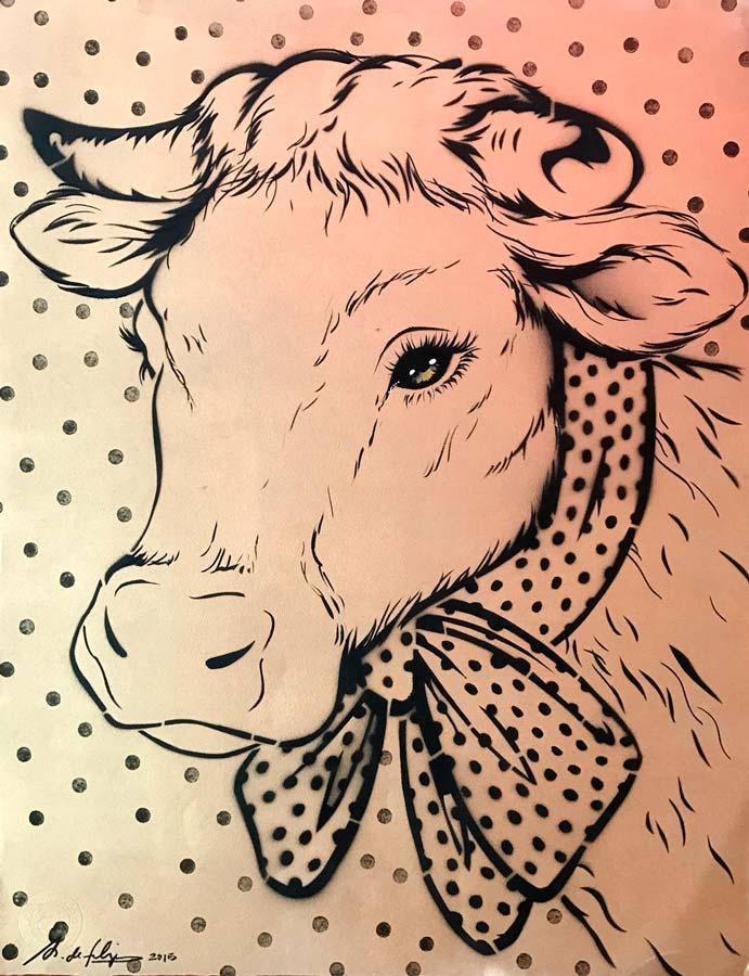 vaca-dorada-antonio-de-felipe