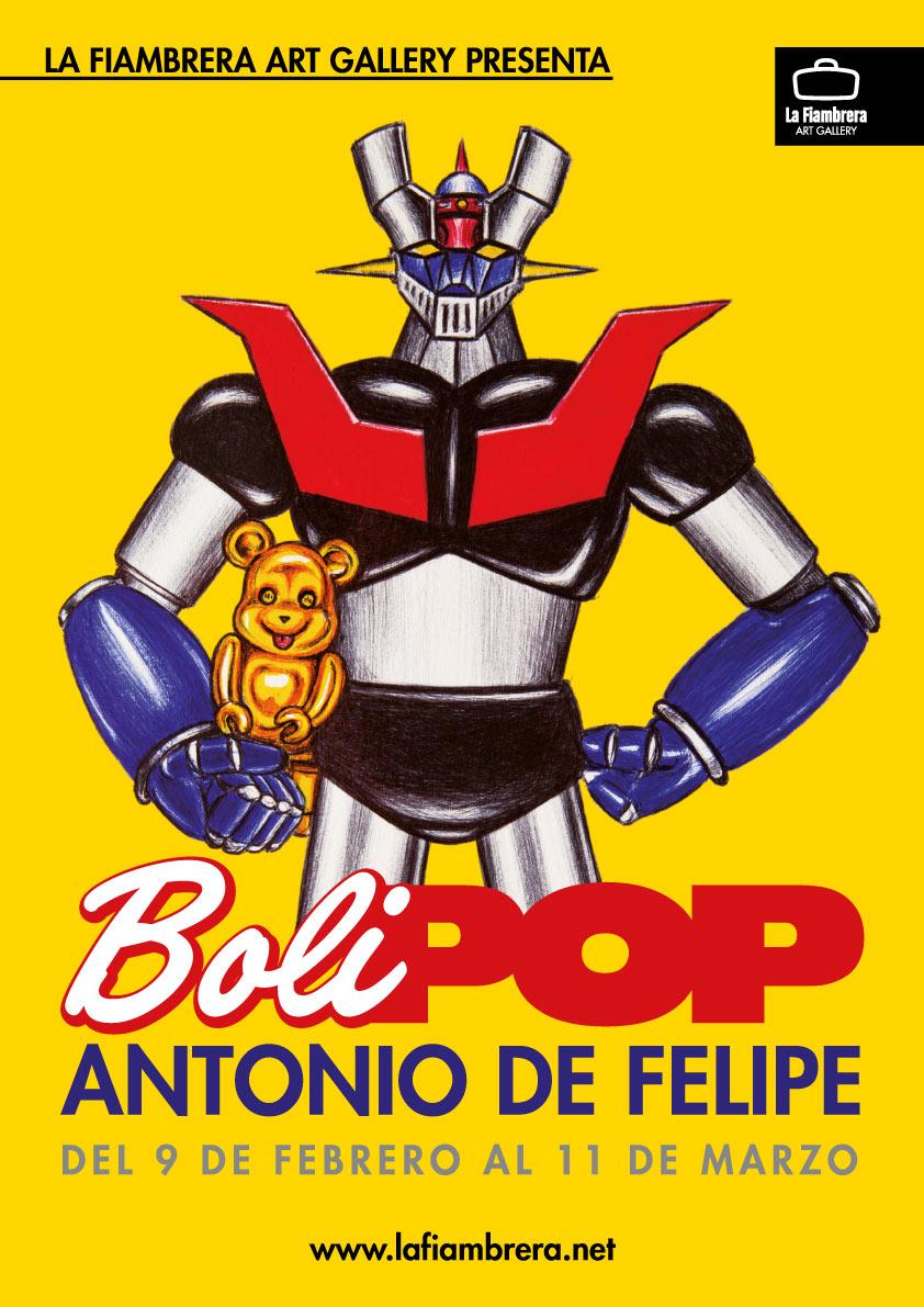 Cartel-A3-Bolipop-antonio-de-felipe