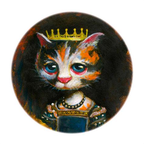 geoffrey-gersten-Queen-Kitty-regal-puff