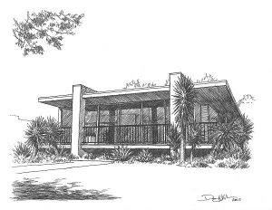 danny-heller-Long-Beach-Modern-Drawing