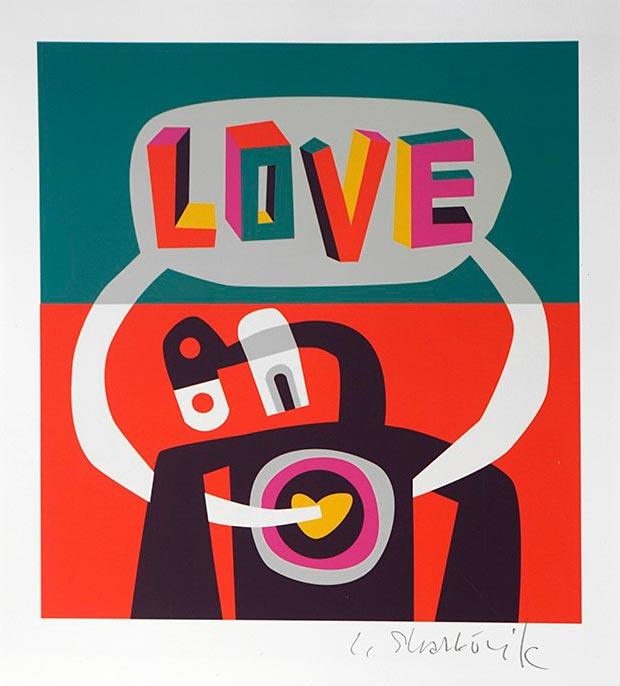 lasse-skarbovik-Love-print-giclee