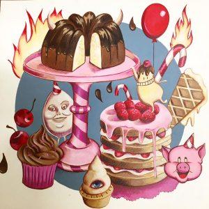 dafne-artigot-Sweet-Hell-Party