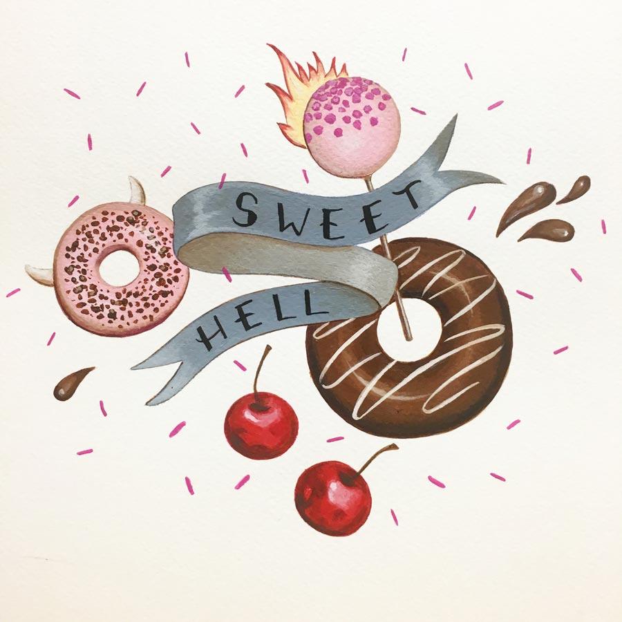 dafne-artigot-Sweet-Hell