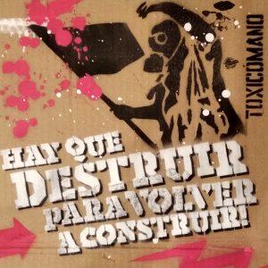 toxicomano-Destruir