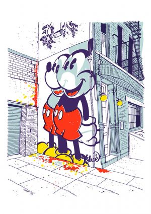 curro-suarez-Mickey-East-Village-printA3-webF