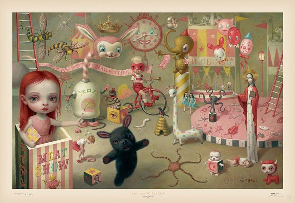 Mark-Ryden-The-Magic-Circus