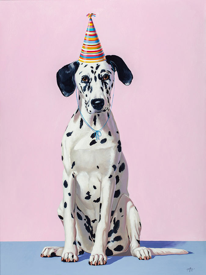 geoffrey-gersten-dalmatian-with-striped-hat
