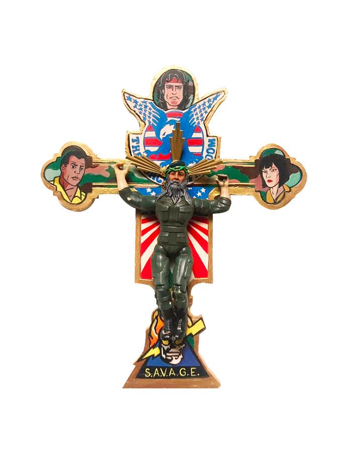 pool-y-marianela-crucifijo-rambo