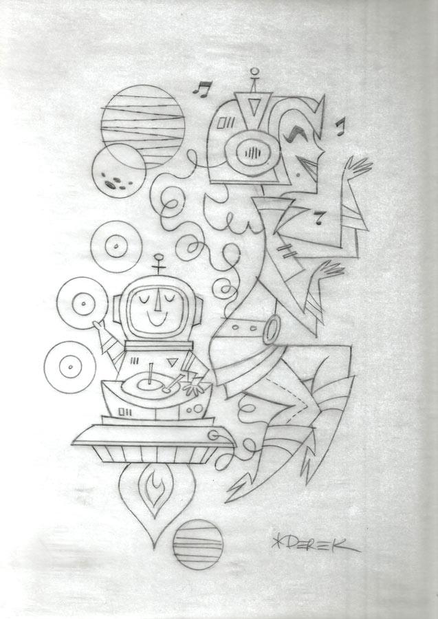 derek-yaniger-Astro-DJ-sketch