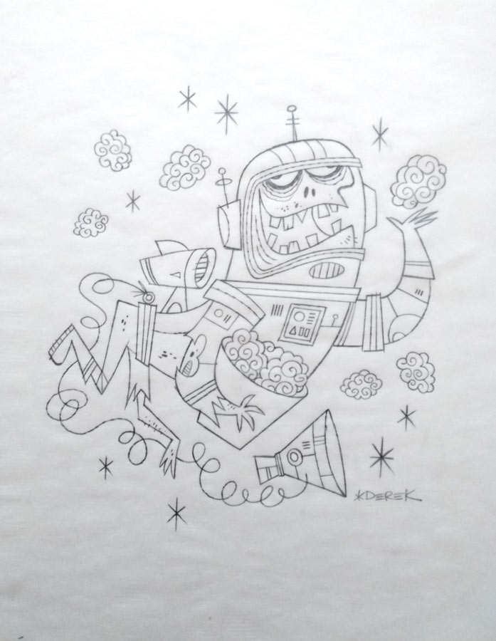 derek-yaniger-Astro-Zombie-sketch