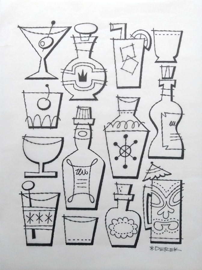 derek-yaniger-Cocktails-sketch