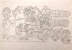 derek-yaniger-Doom-Buggy-sketch