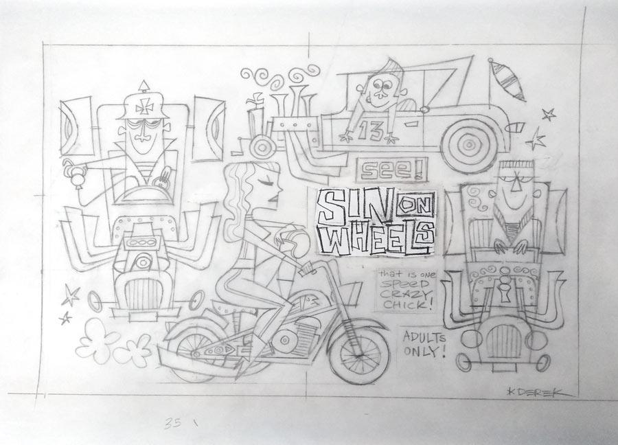 derek-yaniger-Sin-On-Wheels-collage