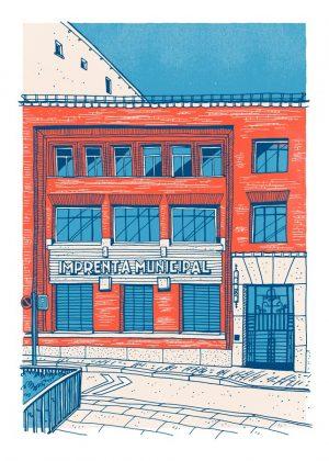 curro-suarez-print-Edificio-de-la-imprenta-municipal