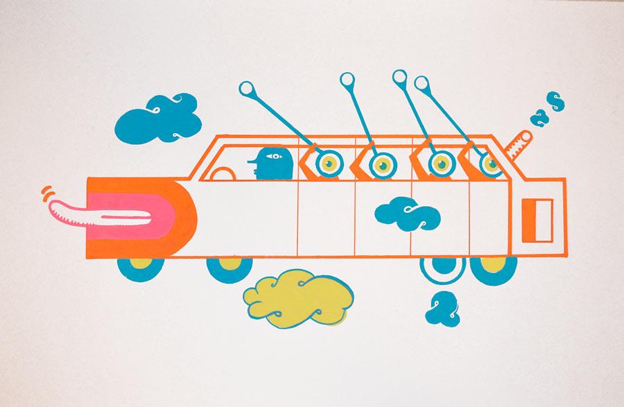 roberto-majan-fantastiquin-car