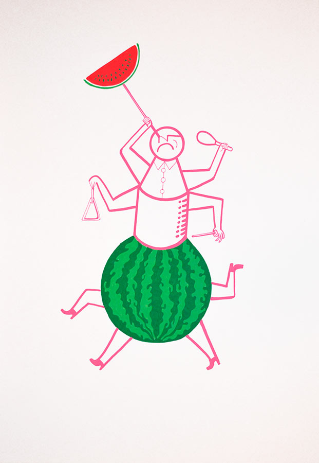 roberto-majan-watermelon-spider-man