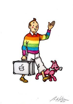 antonio-de-felipe-rainbow-tintin