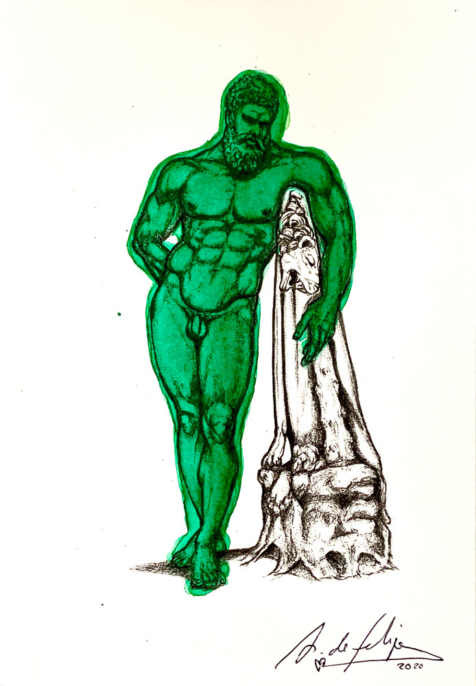antonio-de-felipe-hercules-verde-oscuro