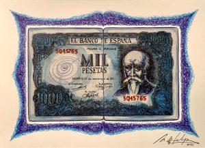 antonio-de-felipe-Billete-de-Mil-pesetas-Azul